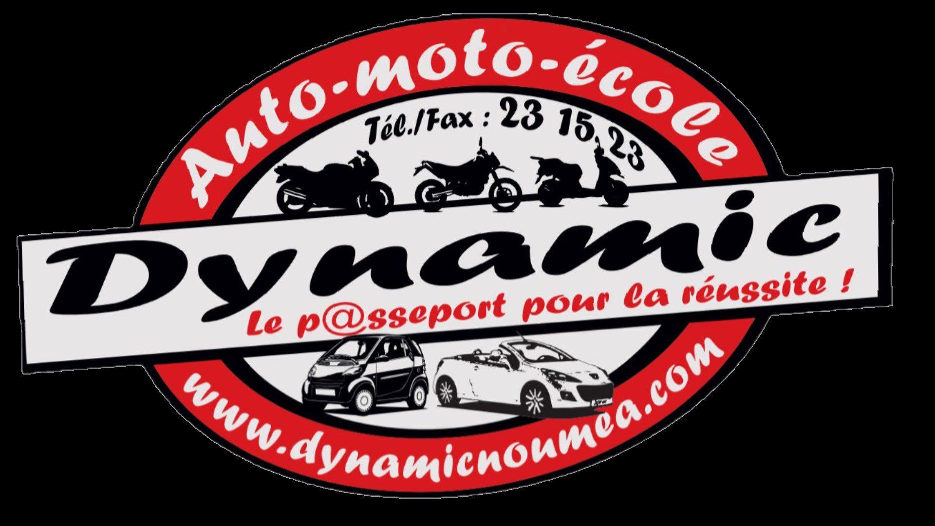 Auto-école Dynamic à Nouméa